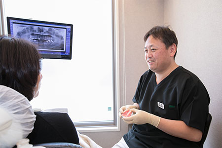 虫歯・歯周病が予防できるようになります